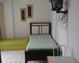 Apartamento no Centro de Guarapari com área de lazer