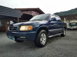 Chevrolet S10 4X4 Diesel Turbo Intercooler 1998 (R$34.900,00)