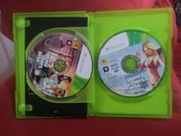 Vendo ou troco jogo Xbox 360