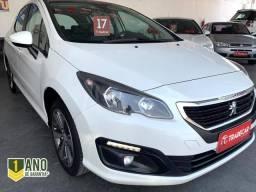 308 2017/2017 1.6 ALLURE THP 16V FLEX 4P AUTOMÁTICO