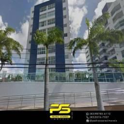 Apartamento com 3 dormitórios à venda, 74 m² por R$ 480.000 - Jardim Oceania - João Pessoa
