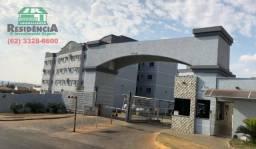 Apartamento com 2 dormitórios para alugar, 55 m² por R$ 600,00/mês - Jardim Suíço - Anápol