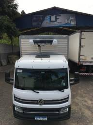 Equipamentos de refrigeração para vans e furgões baús