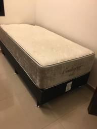 Cama Box Solteiro - Orthopur