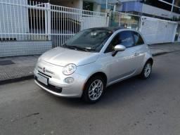 Fiat 500 Cult Dualogic Pouco rodado - 2012