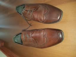 Sapato Social Democrata ótimo estado