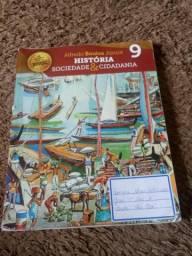 Livros seminovos 9-° ano