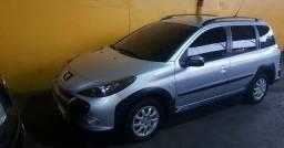 Peugeot 207 SW 2011 1.6 versão Escapade, bem novinho - 2011