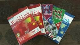 5 Livros de Curso Inglês IBLE
