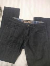 Tres calças tam;40 por $50