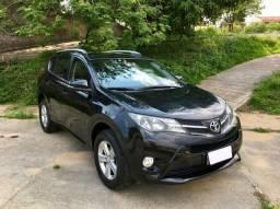 Toyota RAV4 Automática Banco Couro Multimídia Top - 2013