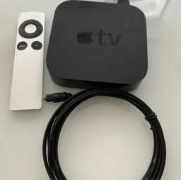 Apple tv 3° geração controle de alumínio