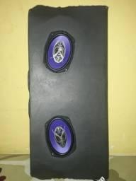 Tampão para Astra com 6x9