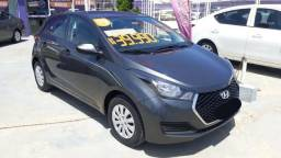 Hyundai HB20 Unique 1.0 2019 Cinza - 2019