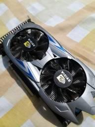 Placa de vídeo PCI-E NVIDIA GTX 550 Ti 2GB/192bits