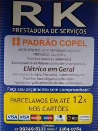 Rk serviços elétricos e reformas