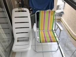 Cadeiras Praia ?