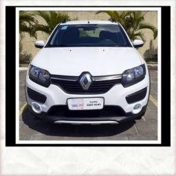 Renault/ Sandero 1.6 Stepway Apenas 19.000KM 2017/2017 Único Dono - 2017