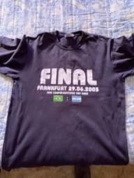 Camisa M Fifa Final Copa Das Confederações 2005