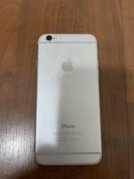 IPhone 6 de 16gb tela quebrada