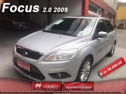 Focus Sedan Com Teto Solar - 2009