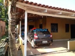 Casa com 2 dormitórios à venda, 128 m² por r$ 65.000,00 - ronaldo aragão - porto velho/ro