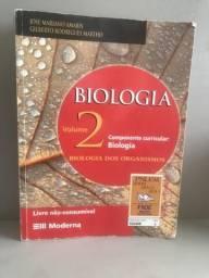 Livro de biologia amabis - volume 2