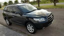 Santa Fé 2009 - Abaixo da FIPE. SUV lacrada, revisada e com nota de compra! - 2009