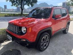 Jeep Renegade Longitude 4x4 Diesel - 2016