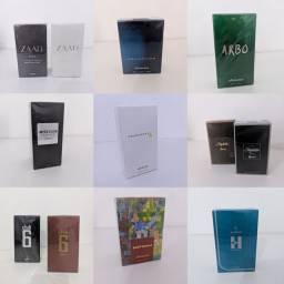 Kits e Perfumes O Boticário e Eudora