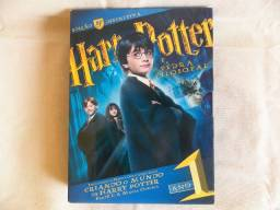 Dvd Box Harry Potter e a Pedra Filosofal - Edição Definitiva