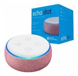 Alexa Echo Dot 3ª Geraçao Com Garantia