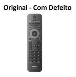 Defeito Interno Pilhas - Controle Remoto Original Tv Philips 32pfl3406d/78