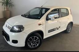 Fiat Uno Sporting 2017 completo com condições especiais