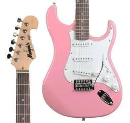 Guitarra memphis mg32 tagima semi-nova