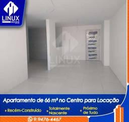 Apartamento de 2 Quartos no Centro de Caruaru p/ Locação