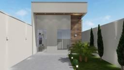Vende casa Jardim Califórnia, Região Leste, 2/4 sendo 1 suíte, garagem coberta