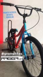 Bike Groove Ragga 20 infantil