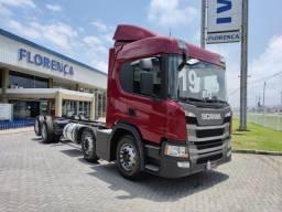 Scania P320 P 320 8x2 2019
