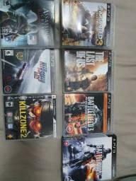 7 jogos PS3