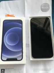 IPhone 12 Black 256 Gb- Lançamento