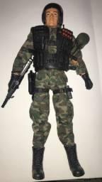 Figura militar foças especiais