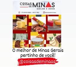 Produtos de Minas Gerais.