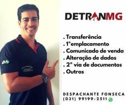 Despachante Credenciado Detran-MG