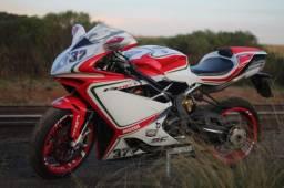 Mv agusta f4 réplica rc ( moto exclusiva )