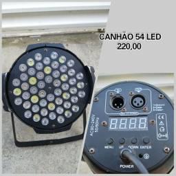 Canhão 54 led