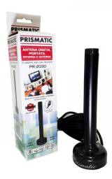 Antena Interna Portátil Digital Hdtv Prismatic PR-2030