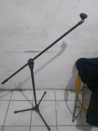 Tripe microfone