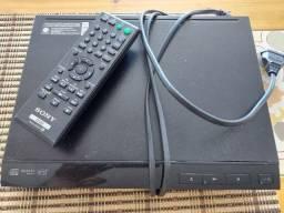 DVD Sony leia anúncio