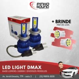 Promoção - Super Led Light DMAX (par de leds de brinde)